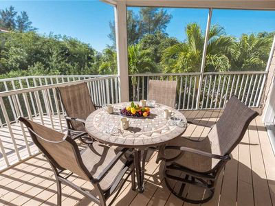 Photo for Cozy, Beautifully Decorated, and Just Steps to the Gulf Beaches! Book Today!