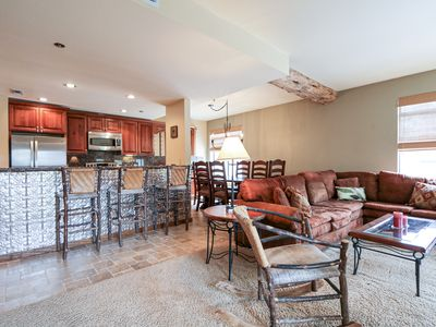 Photo for Pet Friendly, Cozy, Underground Parking, Summer Pool and Jacuzzi