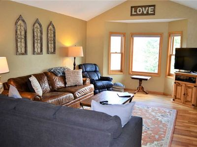 Photo for Spectacular Views of the 10 Mile Range in a 3 Bedroom Townhomes