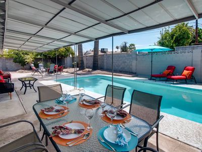 Photo for Old Town Scottsdale/Tempe Border Pool & Fire Pit