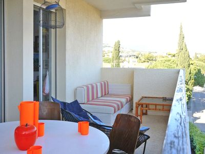 Photo for Beautiful spacious T3, very well decorated with terrace and parking, near beach