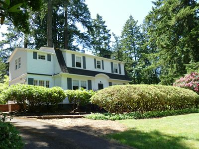Photo for West Hills - Your Own Private, Wooded Retreat