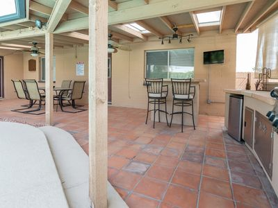 Photo for Great Central Location! Sleeps Up To 8 With Pool & Great Entertaining Space
