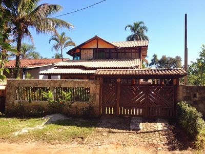 Photo for House in Barra do Una Beach