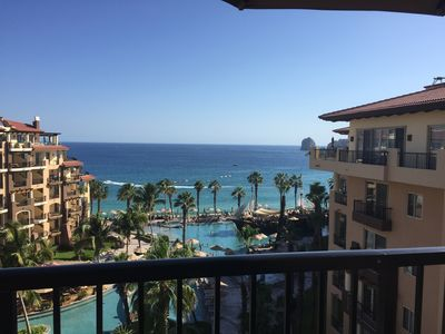 Photo for Spacious Top Floor Penthouse at exclusive resort on gorgeous Sea of Cortez.