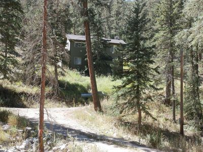 Photo for Secluded Rental in Glen Haven - Near Rocky Mountain Nat'l Park
