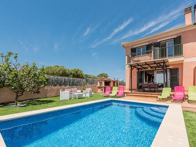 Photo for SWIMMING POOL VILLA CASA LISZT