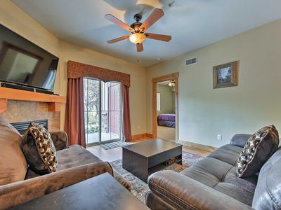 Photo for NEW! Condo w/Hot Tub - 5 Miles to Park City Resort