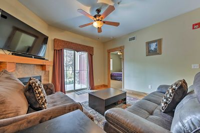 Make the most of your trip to Park City at this 3-bed, 2-bath vacation rental.