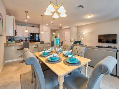 Photo for Amazing Compass Bay Townhome  Sleeps 9
