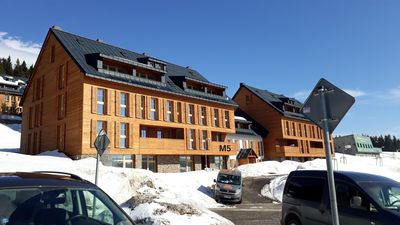 Photo for New  apartment  in  Horni Misecky, Krkonose, next hotel Jilemnicka bouda.