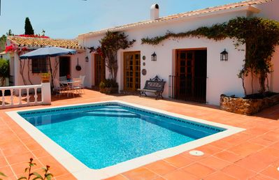 Photo for Charming Rustic Villa With Heart Stopping Sea Views And Private Pool