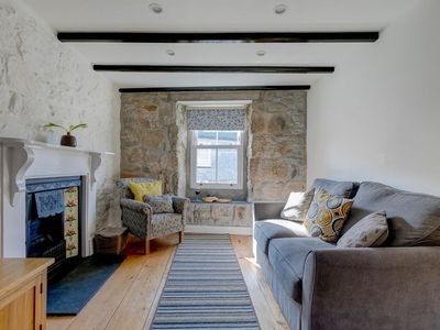 Photo for Maranatha - Central St Ives - Sleeps 8 - Parking - Pet Friendly