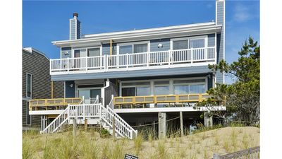 Photo for Ocean Front!  Tower Shores, North Bethany - Gorgeous!
