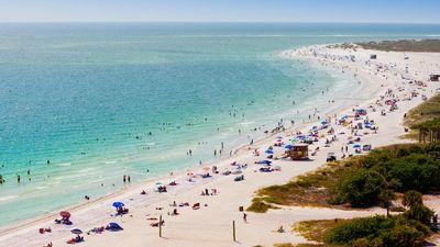 Divine, Siesta Key on the Gulf of Mexico. Come stay and play!