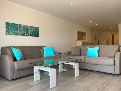 Photo for Central Holiday Apartment Marbella Close to Beach with Pool, Terrace, Wi-Fi & Air Conditioning; Parking Available