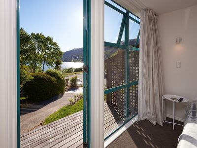 Photo for Lake View Studio - Queenstown Holiday Home