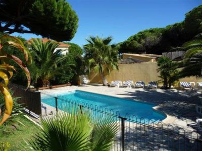 Photo for Ste Maxime in Residence La Rescapade Mazet 4/6 Pers. with pool 150m from beach