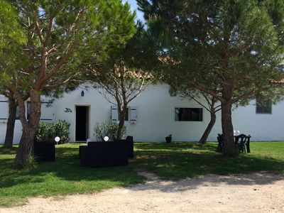 Photo for Spacious Mas in Camargue from 4 to 12 people near Saintes Marie de la Mer