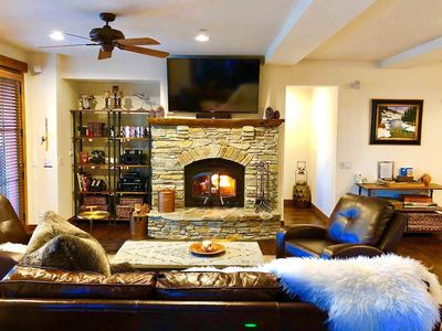 Photo for 5 Star Luxury on 8th Fairway-Mtn,Golf,Lake views, min to Eagle Lifts, Cross Coun