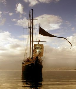 Photo for Sailing ship in the best bay of Turkey