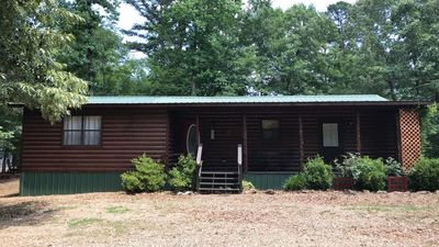 Photo for Fisherman's Retreat. Located minutes from Beavers Bend State Park and Lake