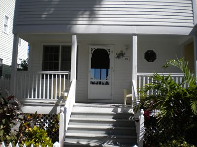 Photo for Located on Key West golf course, newly decorated & modern