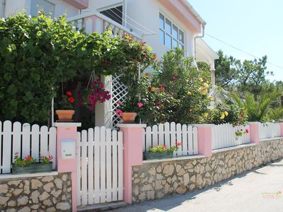 Photo for Holiday apartment with radio, satellite TV and seaview