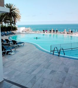 Photo for Fantastic SEA VIEW apartment Swimming Pool Tennis