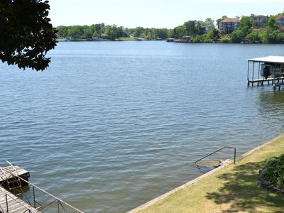 Photo for LARGE GORGEOUS LAKE HOME! ONLY 4.3 Miles From OAKLAWN!