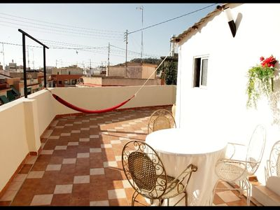 Photo for Beautiful penthouse in the heart of Alicante