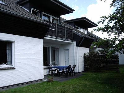 Photo for Haus Windboe Typ1 / W2 - south terrace