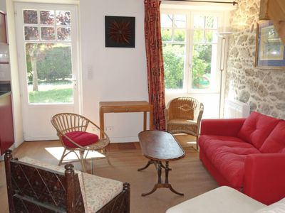 Photo for Vacation home La Rodière in Saint Lunaire - 4 persons, 2 bedrooms