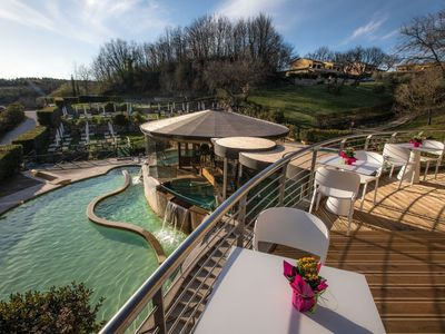 Photo for Apartment in Pitigliano with Parking, Internet, Washing machine, Pool (148333)