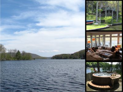 Photo for Direct Candlewood Lake Front in a sought after location.
