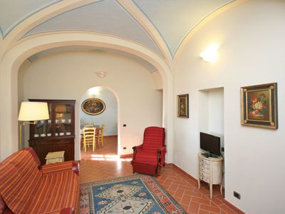 Photo for 2 bedroom Apartment, sleeps 4 in Sensano with Pool and WiFi