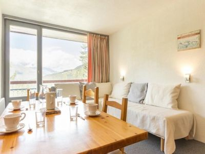 Photo for Apartment Les Arcs 1800, 1 room, 5 persons