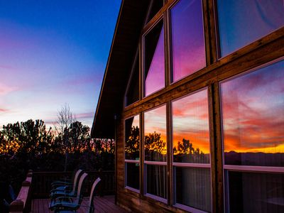 Photo for The Fortress at Pikes Peak  Spectacular Views, Hot Tub&Wifi - Cripple Creek, CO