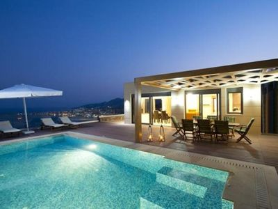 Photo for Brand New Luxurious villa with Panoramic Sea views