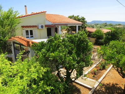 Photo for An apartment between the olive trees and the sea