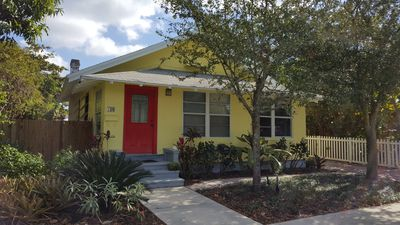 Photo for Historic McGill House 1 Block to Downtown Lake Worth,  5 minutes to the beach