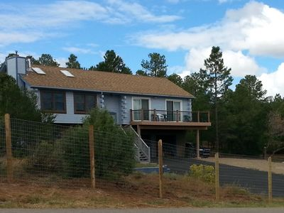 Tijeras Tranquility, Mountain Cabin, Spectacular Views