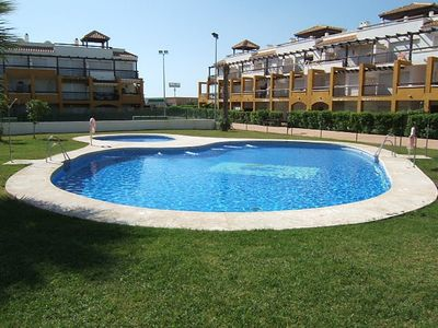 Photo for Two Bedroom Apartment, Vera Playa, 1.5km from the Beach