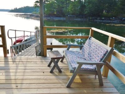 Photo for 3BR Cottage Vacation Rental in West Bath, Maine