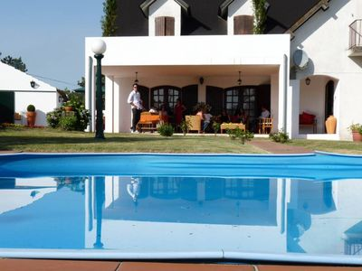 Photo for Quinta do Soldado - With pool and private garden