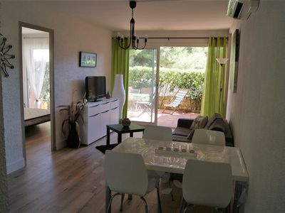 Photo for APPT T2 CLIMATISE GDE TERRACE SUNNY + PARKING IN CASSIS (13)