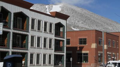 Photo for Mountain Views in Downtown Telluride - Walk to Gondola and Lift Number 8!
