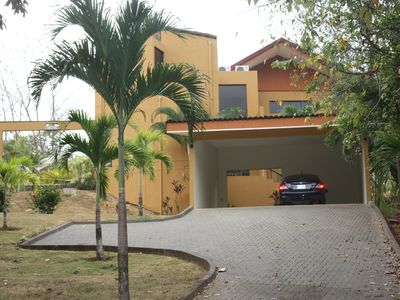 Photo for Privacy and Security in Esterillos Gated Community. Priceless. Sleeps 6-8.