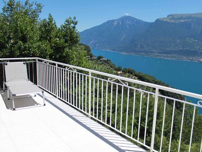 Photo for stunning lake view at Lake Garda and Pool 017189-CNI-00008