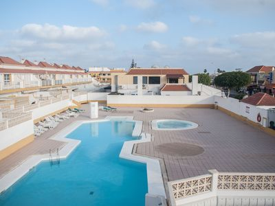 Photo for Sunny Centrical Apartment in Los Amigos